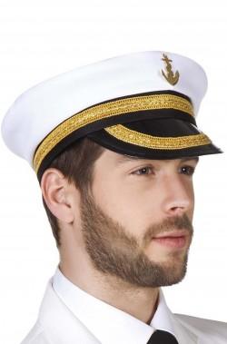 Cappello capitano di marina ammiraglio