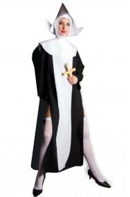 Costume donna Suora o monaca di monza