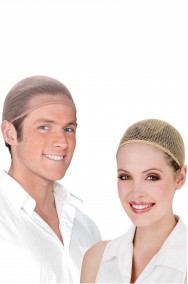 Retina per raccogliere i capelli parrucca unisex