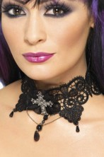 collana vampira dark gotica burlesque 800