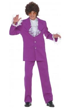 Costume uomo anni 70 Mojo Austin Powers