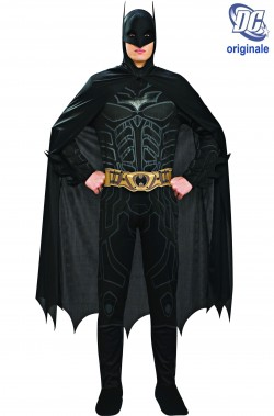Costume Batman Nero The Dark Night Rises