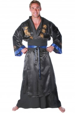 Costume carnevale adulto samurai