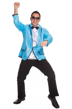 Giacca Gangnam style Psy o Grease