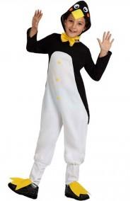 Costume bambino da pinguino