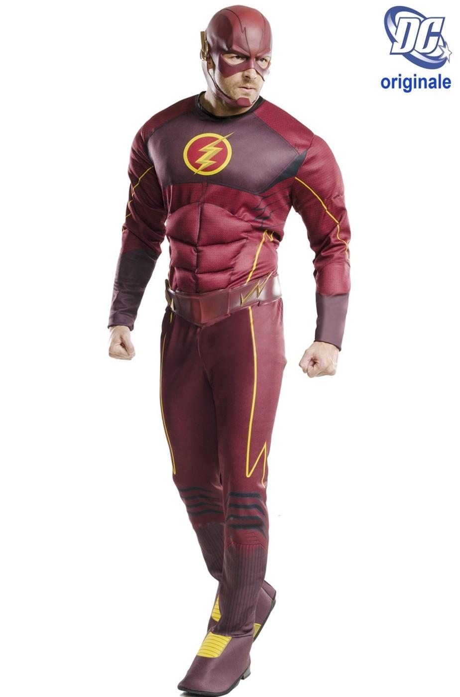 Nuova nuove varietà gamma esclusiva Costume adulto di The Flash lo spin off di Arrow