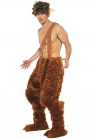 Pantalone per cosplay lupo mannaro,fauno, licantropo, leprecauno, pelose