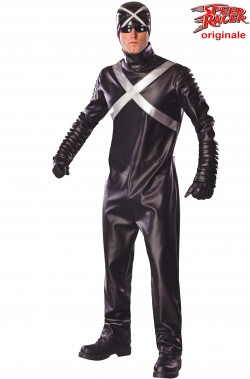 Costume di Speed Racer uomo Racer X