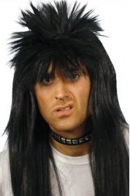 Parrucca Uomo dark o punk o rock anni 80