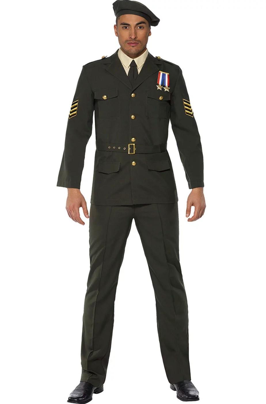 Costume carnevale Divisa ufficiale Anni 40