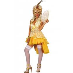 Costume donna dama del 700 Madame Pompadour