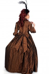 Costume dama 700 sexy Qualita' teatrale.