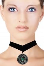 collana pentagramma