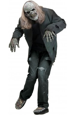 Kit zombie halloween