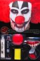 Clown Horror Assortimento Kit trucco Killer Clown IT Pennywise