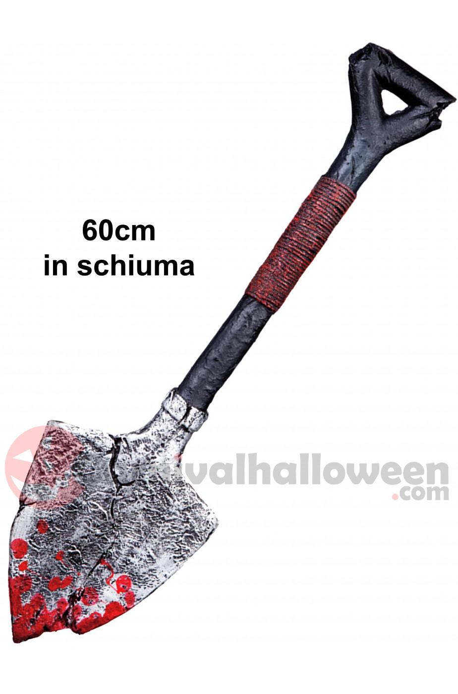 Pala da becchino o beccamorto horror 124cm