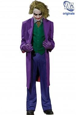 Costume Joker replica adulto come quello del film
