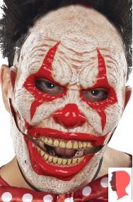 Clown Horror maschera Pagliaccio killer