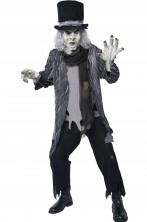 Costume uomo becchino demoniaco