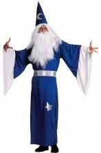 Costume uomo mago Merlino