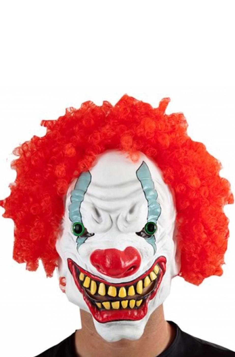 Maschera clown horror
