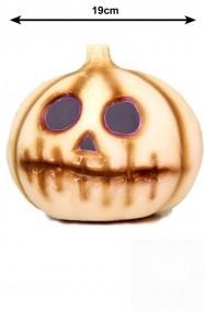 Allestimento Decorazione Halloween Zucca bocca cucita