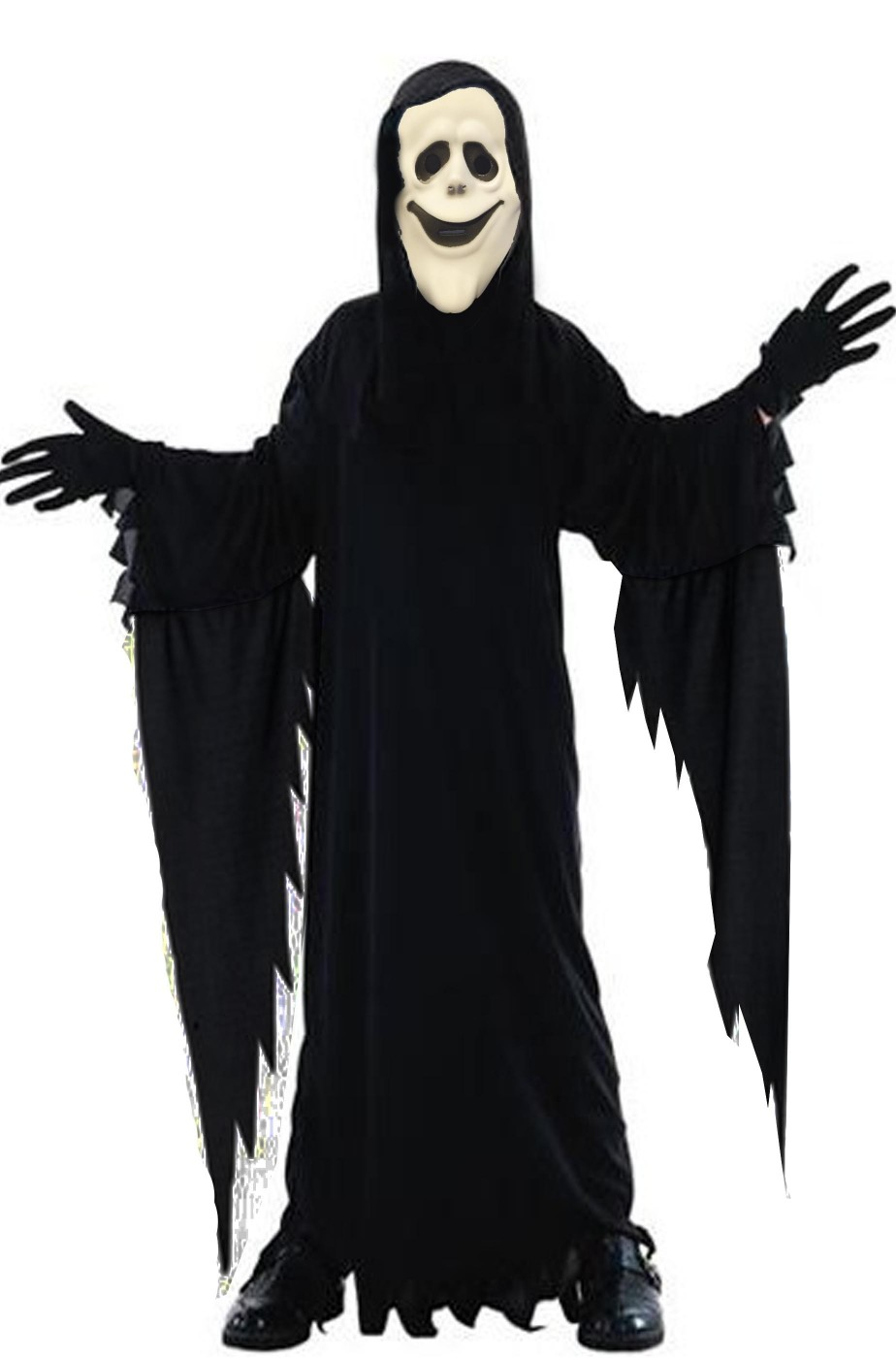 Costume Scream Ghost Faccia Fantasma
