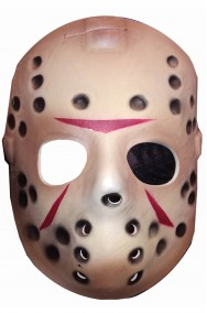 Maschera film Jason Venerdì 13 Voorhees Hockey Mask In Eva