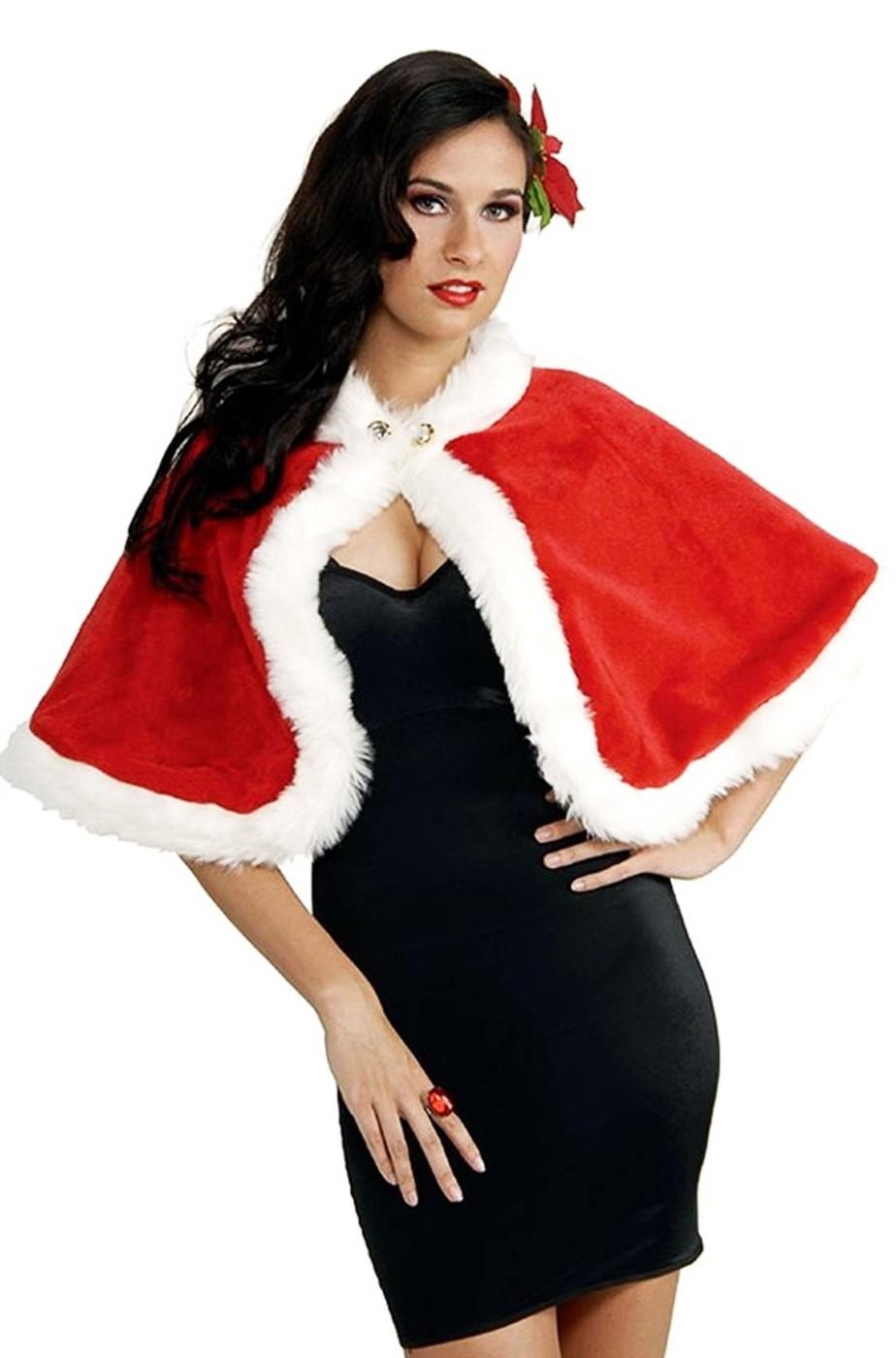 Mantella Babba Natale