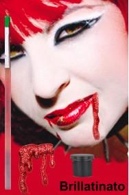 FX Sangue finto teatrale con brillantini