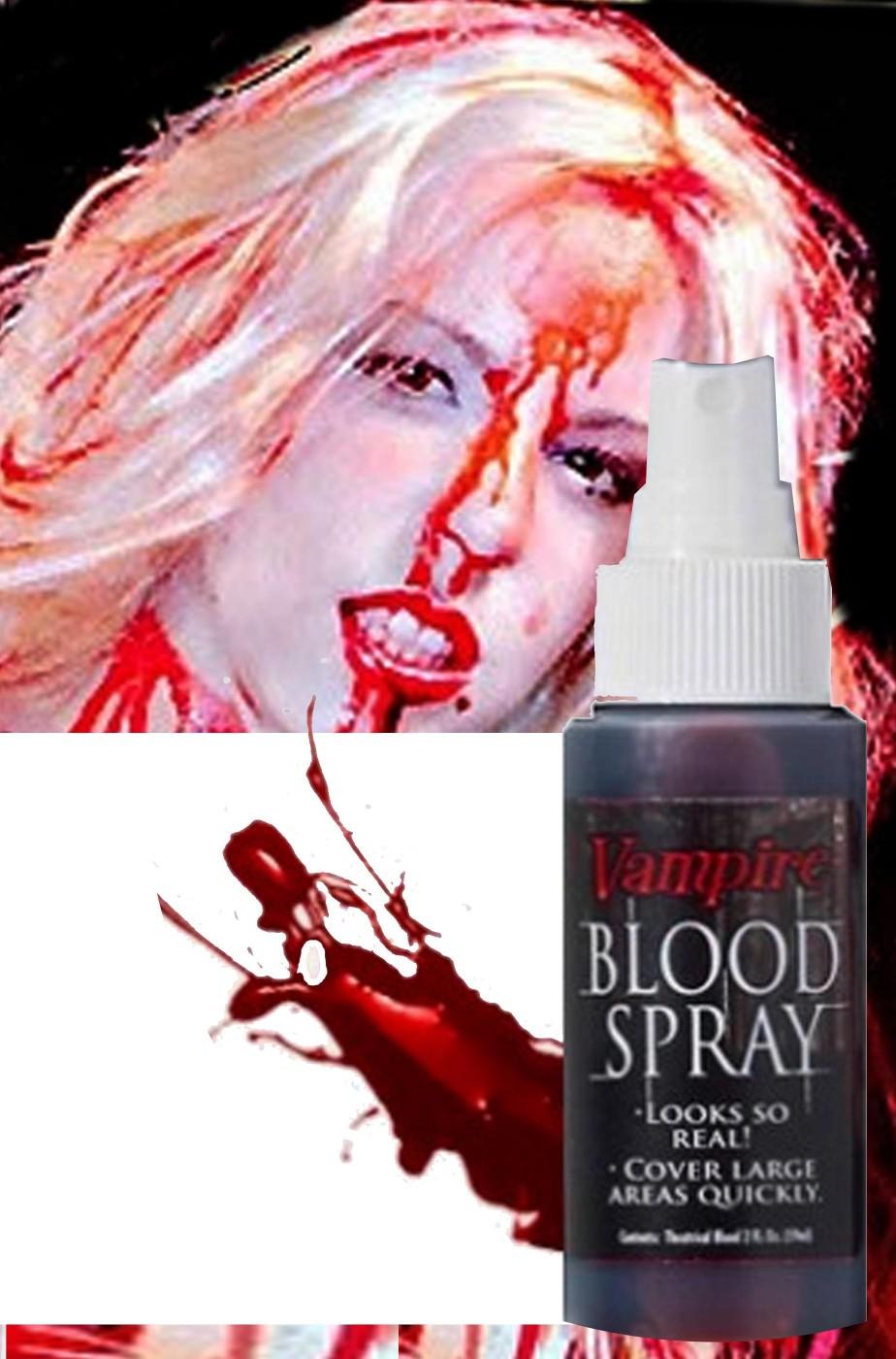 FX Sangue finto teatrale a schizzo