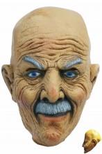 Maschera vecchio in lattice.Anche per i Muppet