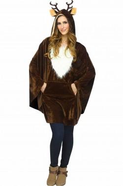 Mantella o poncho da renna