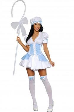 Costume donna pastorella