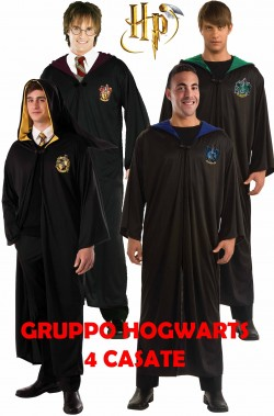 Harry Potter Tunica Grifondoro Adulto replica