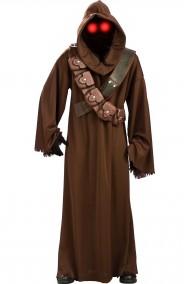 Costume Jawa dal film Star Wars marrone