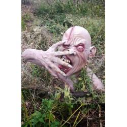 Addobbo decorazione Halloween da giardino zombie che risorge