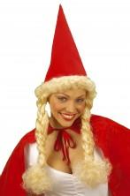 Cappello cappuccetto rosso