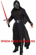 Costume Kylo Ren Star Wars Ep.7 con SPADA