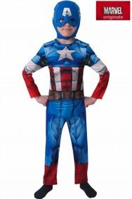 Costume carnevale Bambino Capitan America