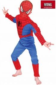Costume carnevale Bambino Spiderman De Luxe Muscoloso