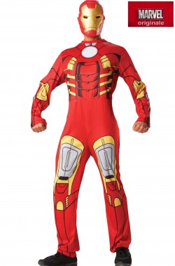 Costume Iron Man adulto