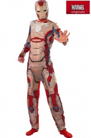 Costume Iron man 3 Adulto