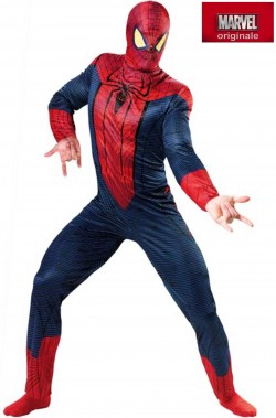 Costume Spiderman adulto versione film