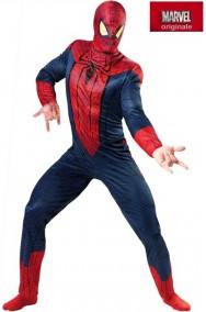 Costume Spiderman adulto versione film