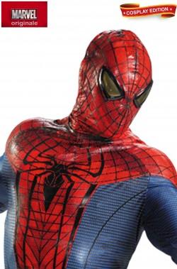 Costume Spiderman replica come quello del film. In Spandex
