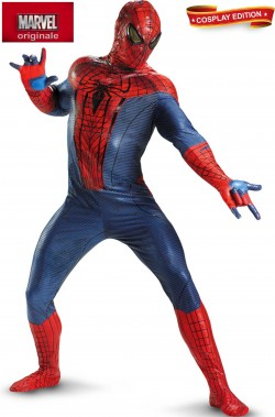 Costume Spiderman replica come quello del film. In Spandex