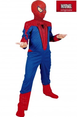 Costume Spiderman the amazing 5/7 anni