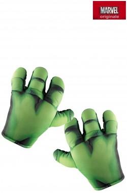 Guanti Hulk Taglia bambino