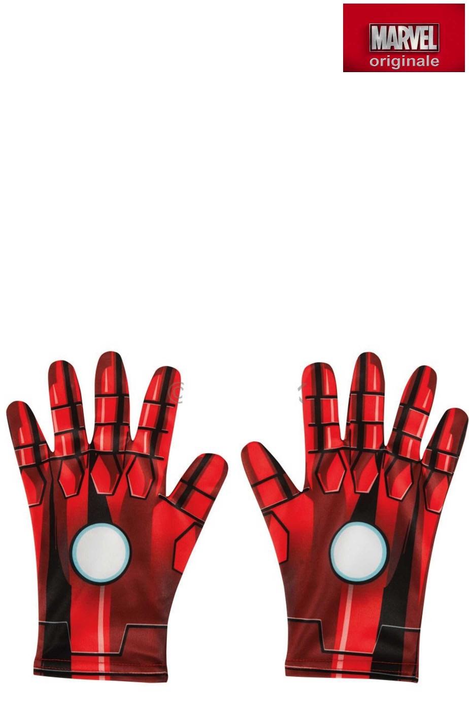 Guanti Iron Man Adulto